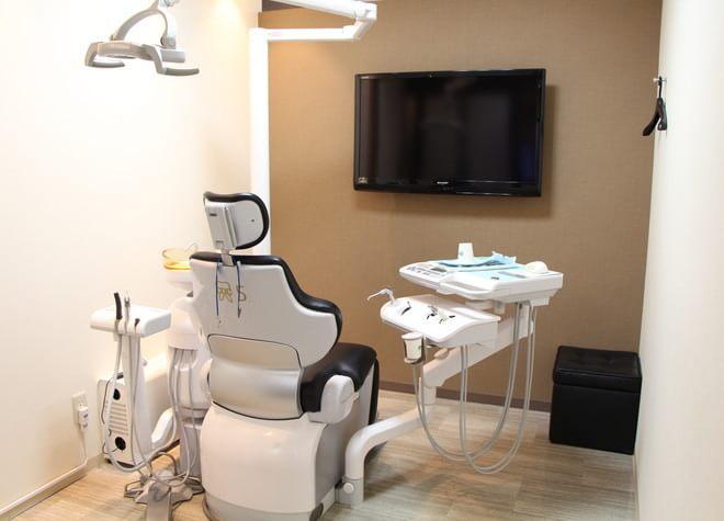 八王子駅 徒歩1分 セレオ八王子歯科クリニックの院内写真5