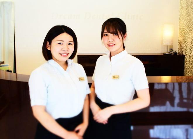 郡山駅(福島県) 西口車 12分 ドリームデンタルクリニックのスタッフ写真6