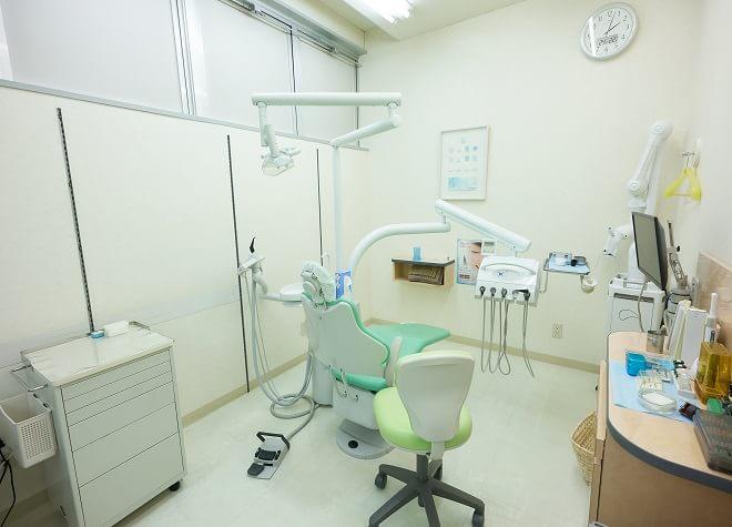 元町駅(北海道) 出口徒歩 5分 医療法人社団きぢ歯科クリニックの治療台写真3