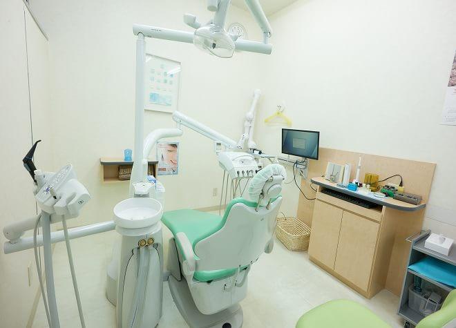 元町駅(北海道) 出口徒歩 5分 医療法人社団きぢ歯科クリニックの治療台写真4