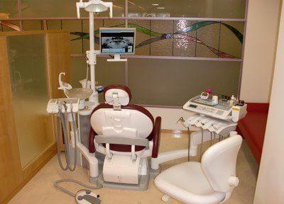 一社駅 2番出口徒歩 1分 アベ歯科クリニックの院内写真2