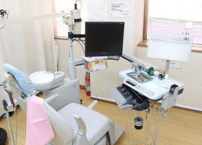 名鉄岐阜駅 出口車 27分 尾野歯科医院の院内写真5
