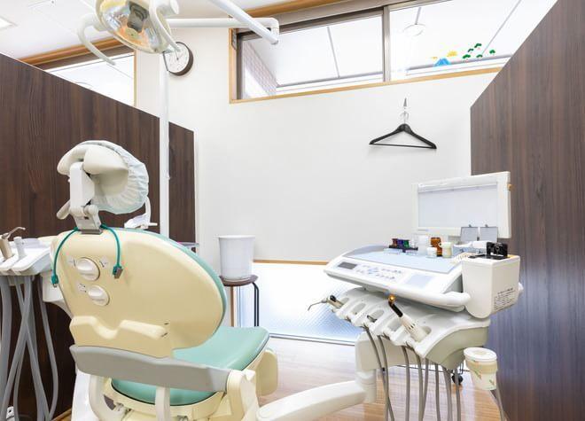 長居駅 西口徒歩 2分 松岡歯科医院の治療台写真2