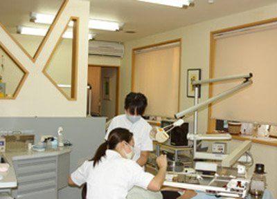 小針駅 出口徒歩 8分 あゆみ歯科医院の治療台写真2