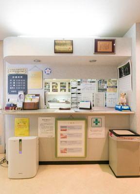 藤崎駅(福岡県) 4番出口徒歩 5分 金藤歯科医院の院内写真2