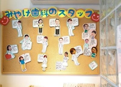 天神橋筋六丁目駅 出口徒歩 18分 みやけ歯科医院の院内写真3