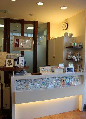 練馬駅 徒歩6分 洋歯科クリニックの院内写真3