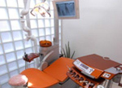 練馬駅 出口徒歩 6分 洋歯科クリニックの治療台写真3