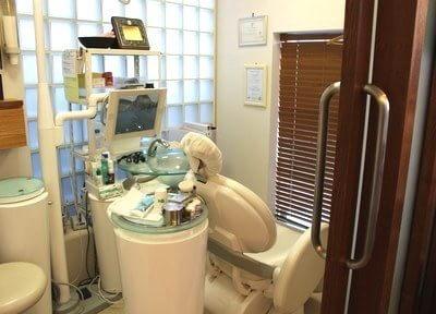練馬駅 徒歩8~9分 洋歯科クリニックの治療台写真4