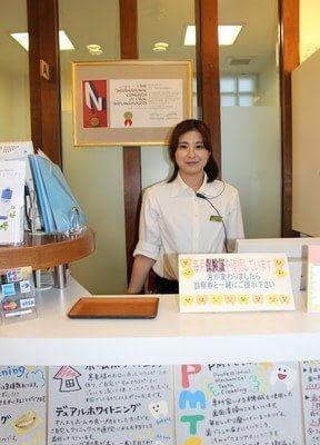 練馬駅 徒歩6分 洋歯科クリニックのスタッフ写真2