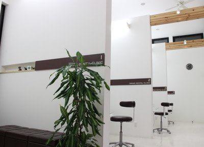 扶桑駅 出口徒歩15分 おりの歯科の院内写真2