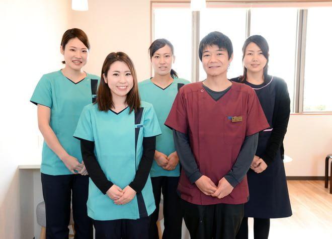 竹松駅 出口車 5分 がもう歯科の集合写真写真1