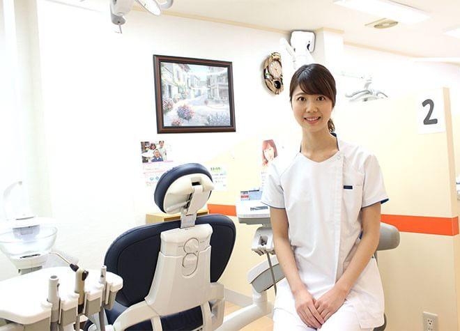 弁天町駅 北口徒歩 1分 なみよけ歯科医院のスタッフ写真4