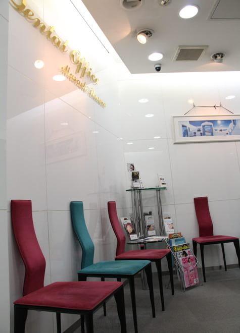 武蔵浦和駅 東口徒歩 1分 医療法人社団彩和会デンタルオフィス武蔵浦和の院内写真3