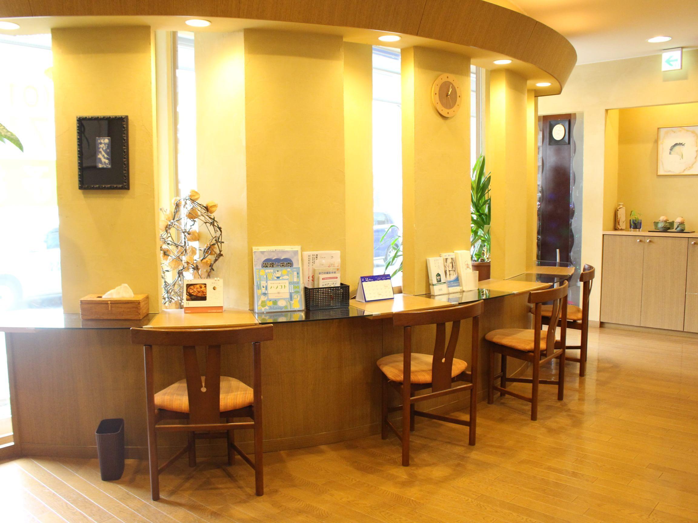 新道東駅 5番出口徒歩 1分 アガサ歯科クリニックの院内写真7