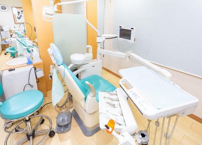 東向島駅 出口徒歩 1分 酒井歯科医院の治療台写真2