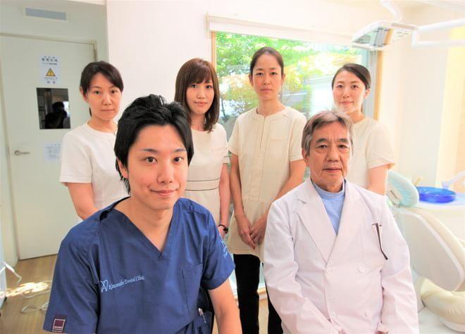 糀谷駅中央口 徒歩3分 川名部歯科医院の写真1