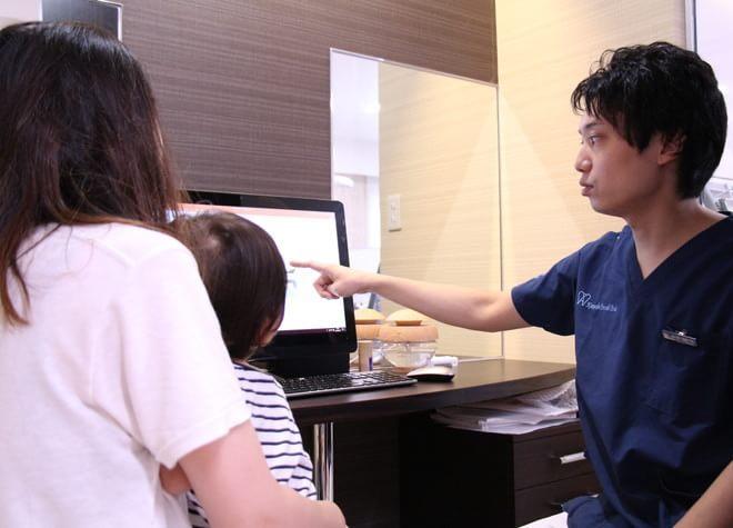 糀谷駅中央口 徒歩3分 川名部歯科医院の写真2
