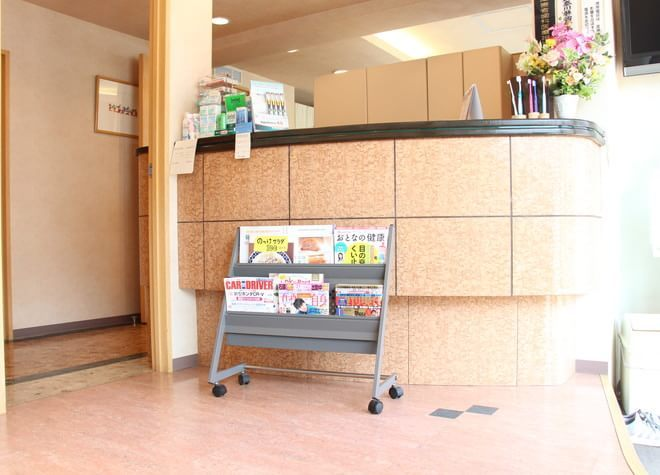 小田急相模原駅 北口徒歩 5分 ヨロズ歯科医院の院内写真2