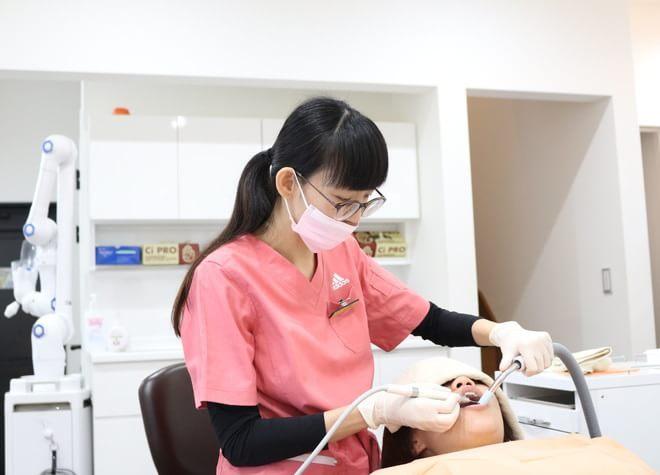 豊橋駅 出口車 15分 ハエル歯科クリニックのスタッフ写真4
