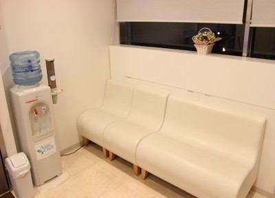 茨木駅東口 徒歩3分 あいうら歯科医院の院内写真7