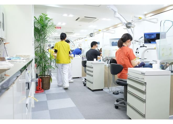中目黒駅 徒歩14分 エムズ歯科クリニック祐天寺のその他写真6