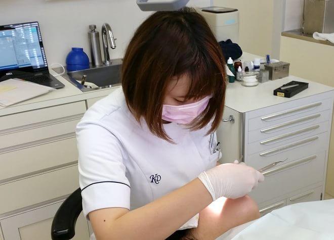 静岡駅 南口徒歩 3分 敬天堂歯科サウスクリニックのスタッフ写真4