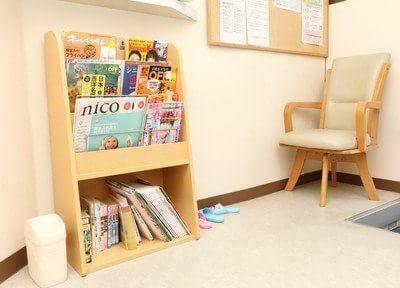 向河原駅 徒歩1分 中川歯科クリニックの院内写真2