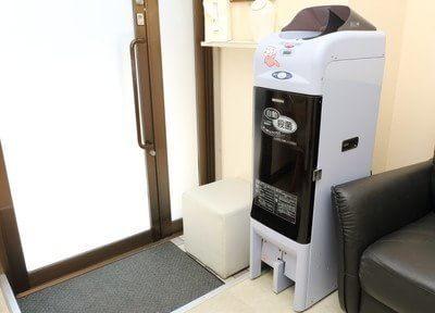 向河原駅 徒歩1分 中川歯科クリニックの院内写真6
