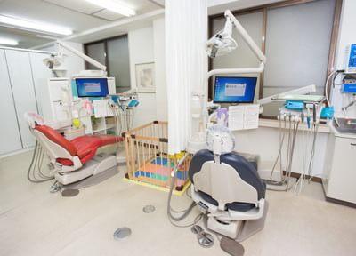 向河原駅 徒歩1分 中川歯科クリニックの院内写真5