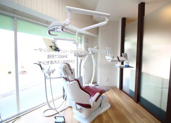 蒲田駅 出口徒歩5分 松木歯科医院の治療台写真4