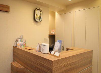 鷺沼駅 出口徒歩 2分 かねやす歯科医院の院内写真2