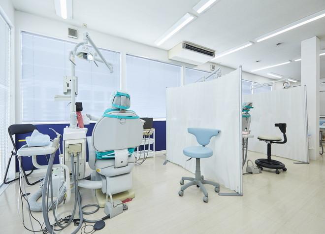 矢切駅 1番出口徒歩 1分 矢切駅前歯科の治療台写真2