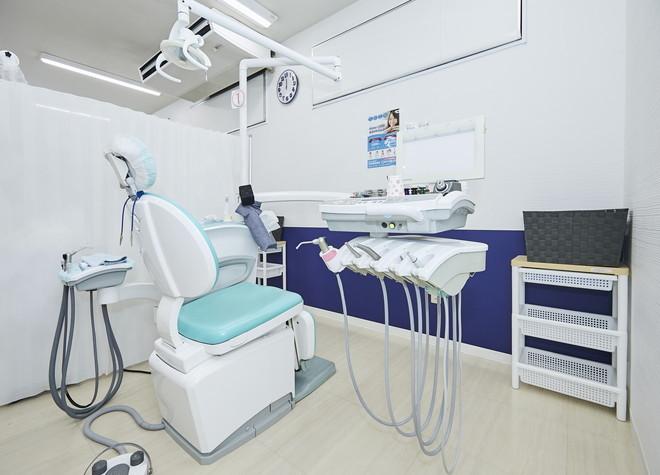 矢切駅 1番出口徒歩 1分 矢切駅前歯科の治療台写真3