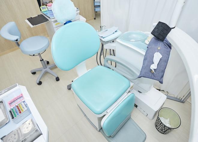 矢切駅 1番出口徒歩 1分 矢切駅前歯科の治療台写真4