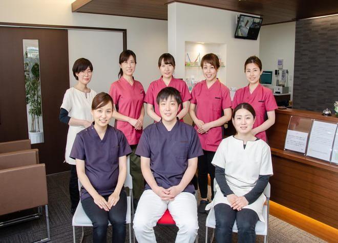 庭瀬駅 北口車 7分 はな歯科クリニック写真1