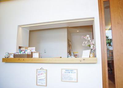 久喜駅東口 バス10分 青葉団地歯科医院の院内写真2
