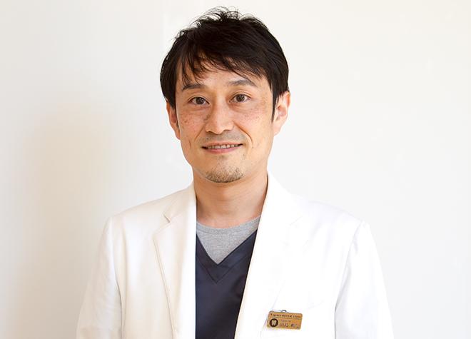 田島歯科矯正口腔外科クリニックの院長先生