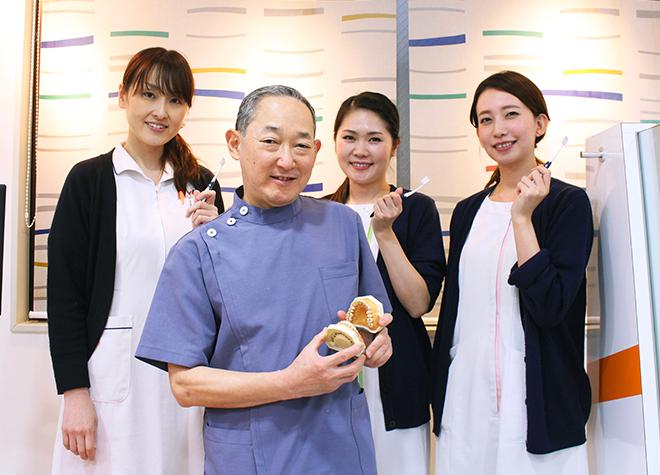 浜田山駅 出口徒歩 2分 増野歯科医院写真1