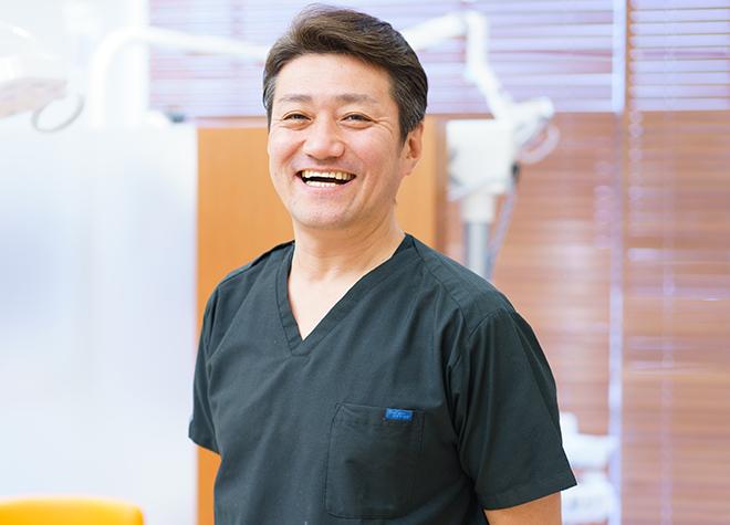 えのもと歯科クリニックの院長先生