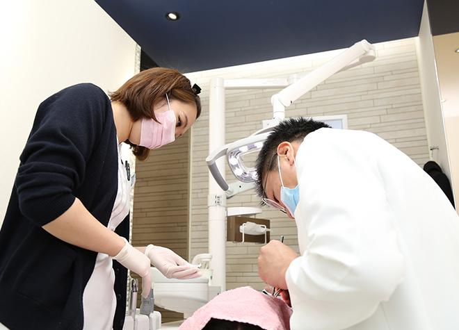 代々木駅前歯科の画像