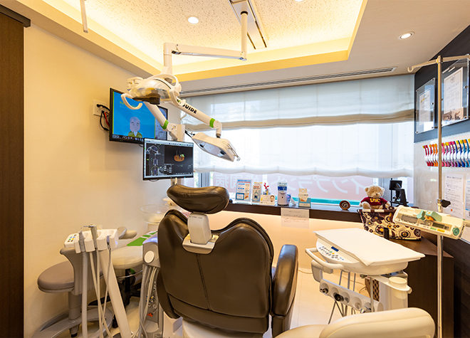 医療法人ハートフル会 すまいる歯科 札幌駅前ペリオ・インプラントオフィスのスライダー画像4