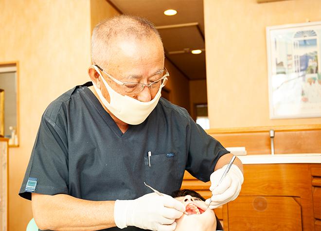 宮前駅 出口徒歩 5分 辻岡歯科医院のスタッフ写真2
