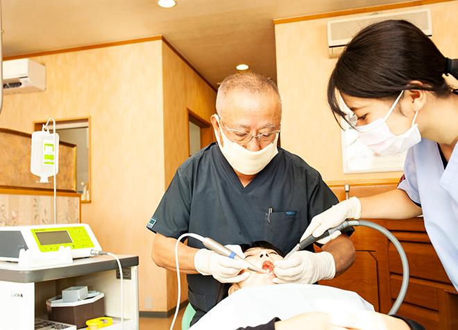 宮前駅 出口徒歩 5分 辻岡歯科医院のスタッフ写真3