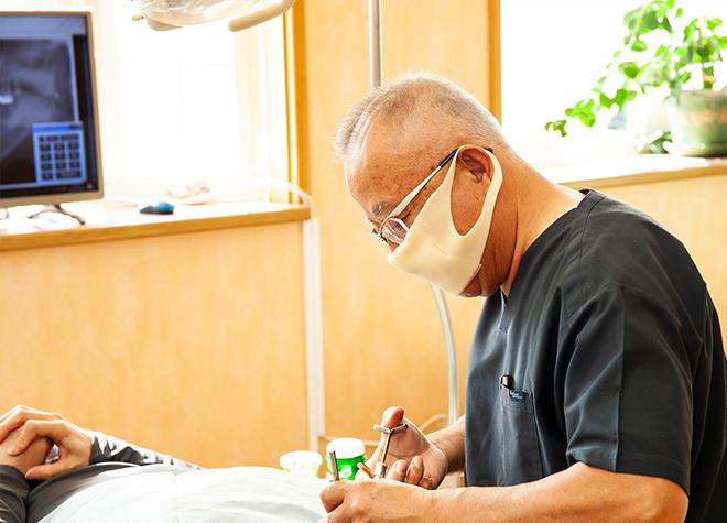 宮前駅 出口徒歩 5分 辻岡歯科医院のスタッフ写真5