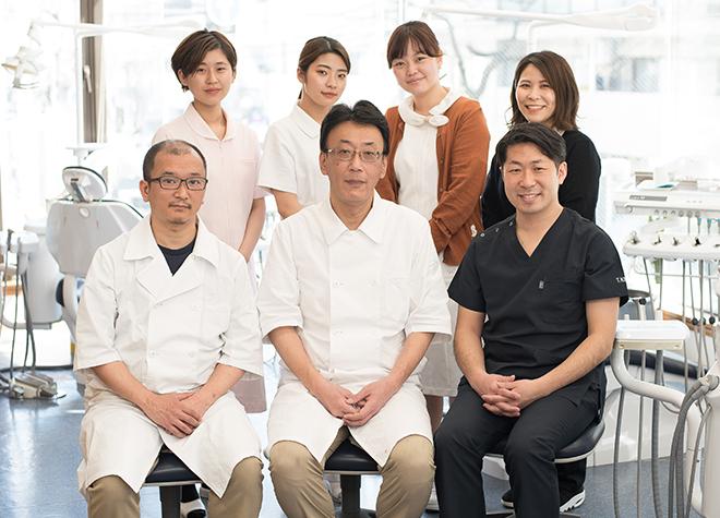 府中駅 徒歩4分 けやき歯科医院写真1