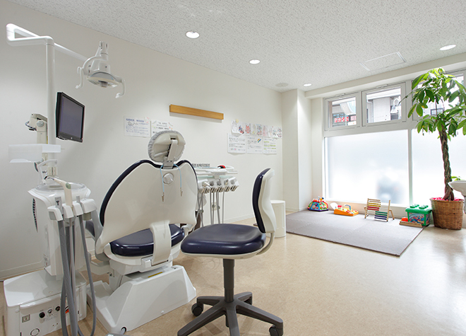 藤沢駅 北口徒歩7分 うめ歯科クリニック うめこども歯科の写真7