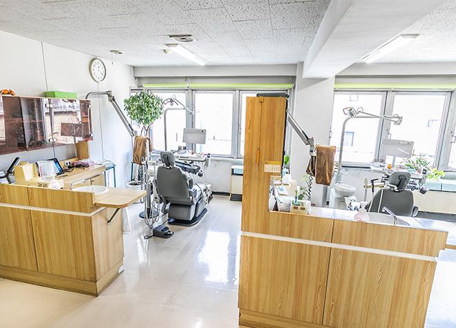 菊名駅 東口徒歩 1分 石川歯科医院の写真6
