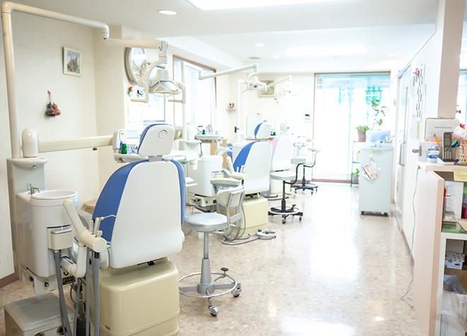 新所沢駅東口 徒歩1分 ちえ歯科医院(新所沢駅)写真1