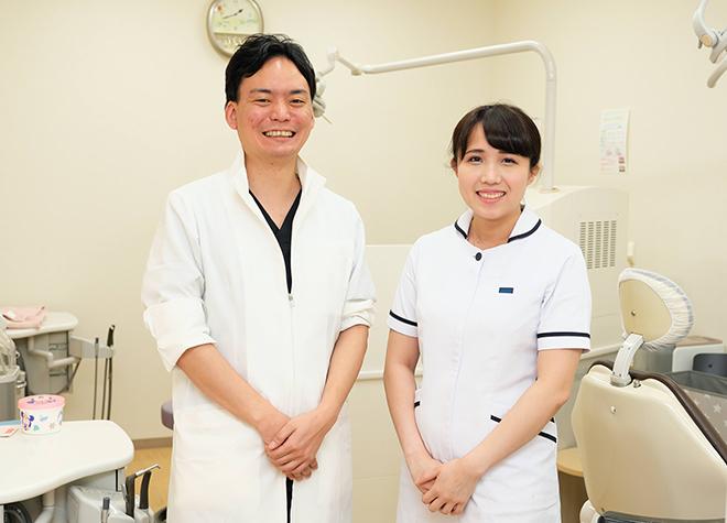 竹ノ塚駅 東口徒歩 1分 さくらヶ丘デンタルオフィス写真1